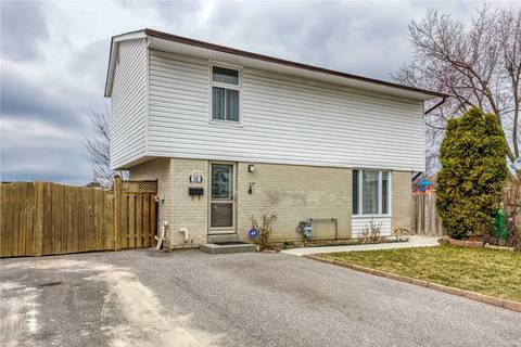 House for sale at 16 Greenhills Sq Brampton Ontario - MLS: W4733875
