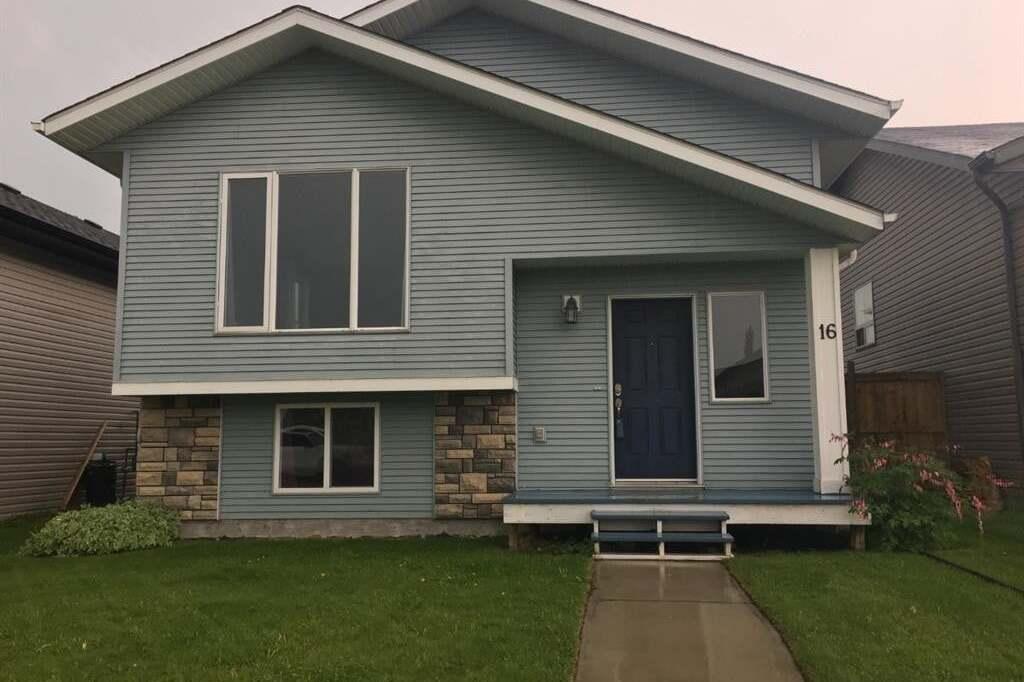 House for sale at 16 Hansen Cs Sylvan Lake Alberta - MLS: A1002924