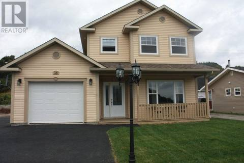 House for sale at 16 Harbour Dr Clarenville Newfoundland - MLS: 1193004