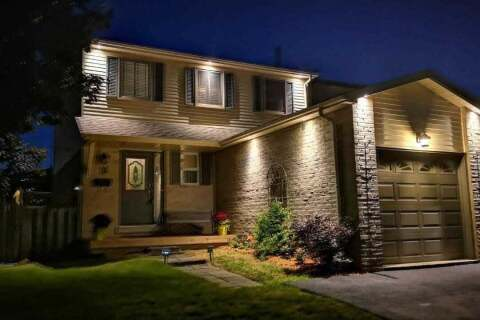 House for sale at 16 Harman Dr Ajax Ontario - MLS: E4849911