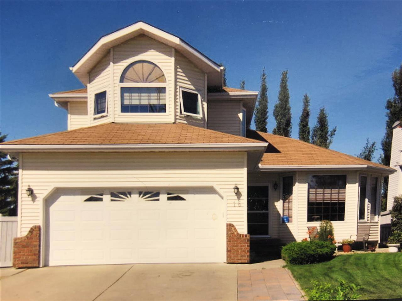 House for sale at 16 Harrold Pl St. Albert Alberta - MLS: E4186726