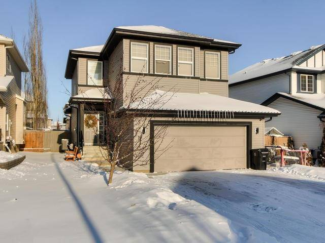 House for sale at 16 Hartwick Gt Spruce Grove Alberta - MLS: E4183747