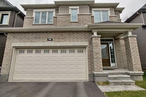 House for sale at 16 Hawks Landing Cres Ottawa Ontario - MLS: 1161139