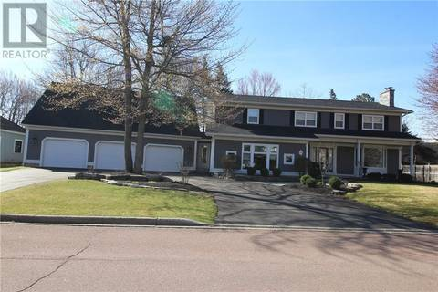 House for sale at 16 Hayden Dr Moncton New Brunswick - MLS: M122030