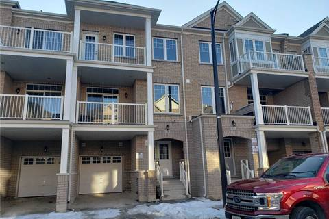 Townhouse for rent at 16 Haymarket Rd Brampton Ontario - MLS: W4703424