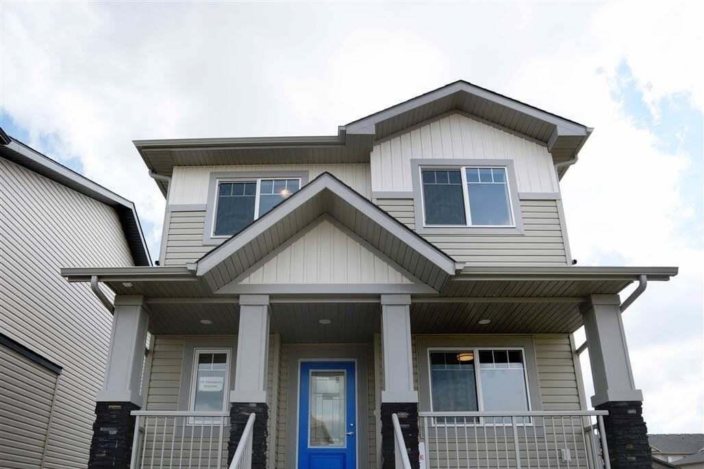 House for sale at 16 Hemingway Cr Spruce Grove Alberta - MLS: E4202405