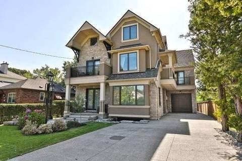 House for sale at 16 Hiawatha Pkwy Mississauga Ontario - MLS: W4253895