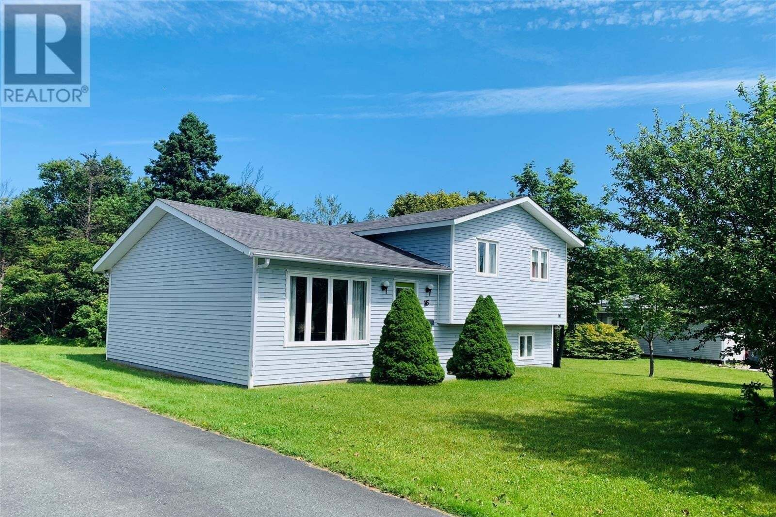 House for sale at 16 Hillview Ave Conception Bay South Newfoundland - MLS: 1218611