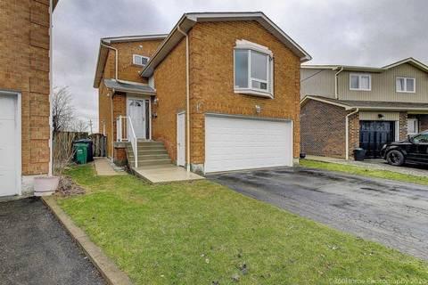 House for sale at 16 Histon Cres Brampton Ontario - MLS: W4742488