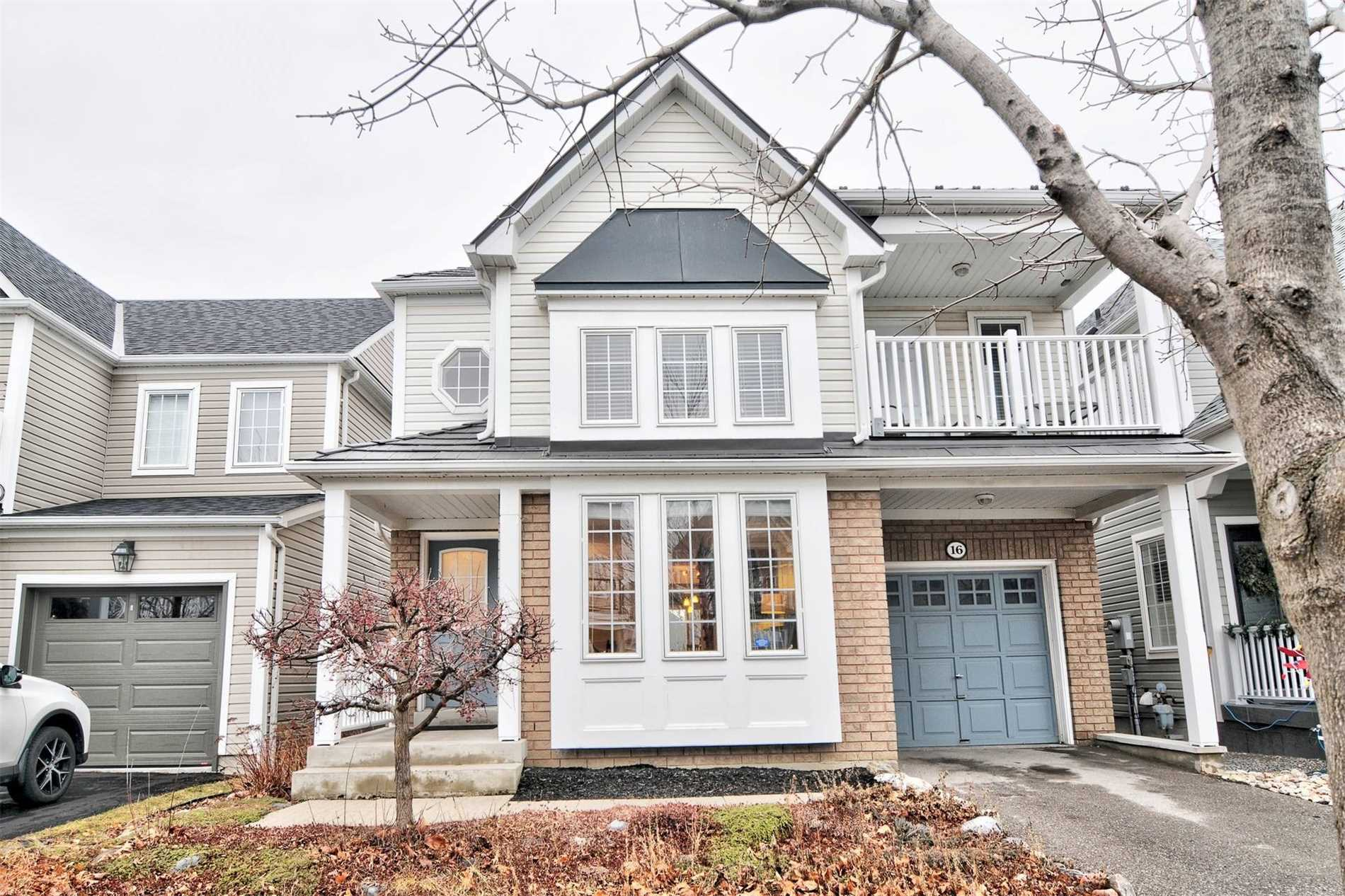 House for sale at 16 Hoile Drive Ajax Ontario - MLS: E4333561