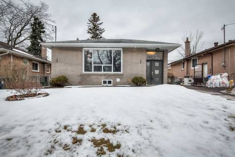 House for sale at 16 Hollyhedge Dr Toronto Ontario - MLS: E4701657