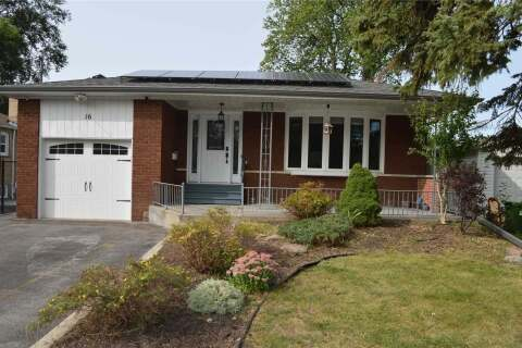 House for rent at 16 Homestead Ave Toronto Ontario - MLS: E4911083