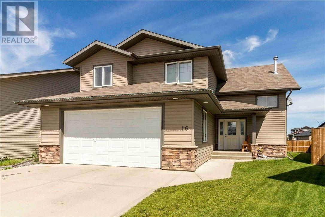 House for sale at 16 Horne Cs Sylvan Lake Alberta - MLS: ca0173029