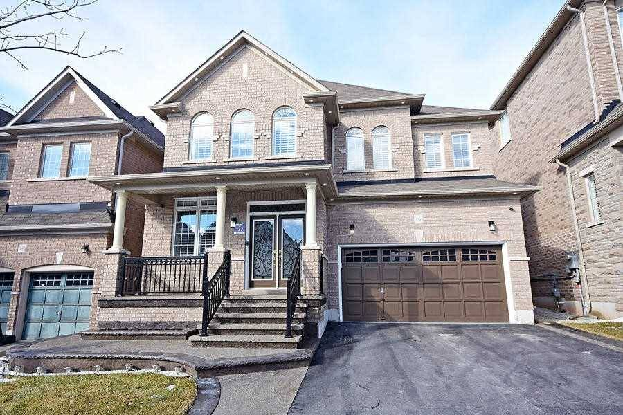 House for sale at 16 Ingleside Rd Brampton Ontario - MLS: W4702257