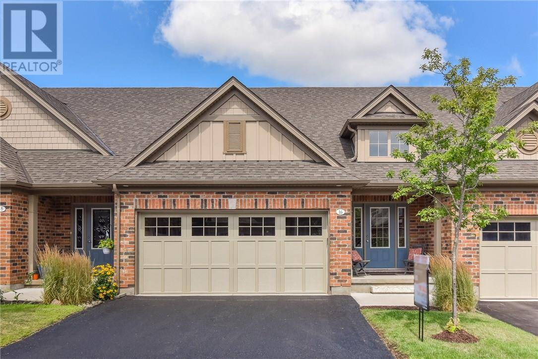 Townhouse for sale at 16 Juniper St Rockwood Ontario - MLS: 30757035
