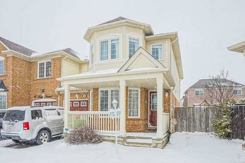 Townhouse for sale at 16 Keats Terr Brampton Ontario - MLS: W4704138