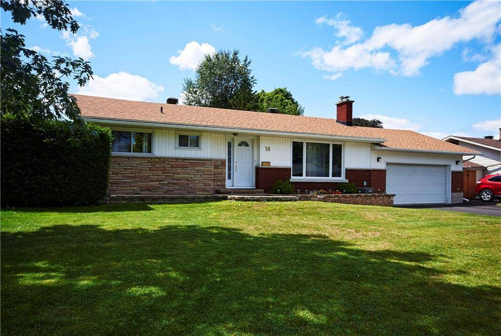 House for sale at 16 Kimdale St Ottawa Ontario - MLS: 1165526