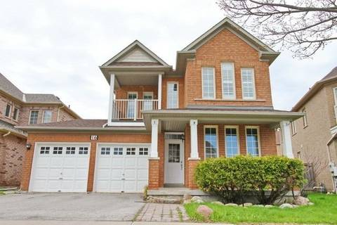 House for sale at 16 Kingshill Rd Richmond Hill Ontario - MLS: N4455501