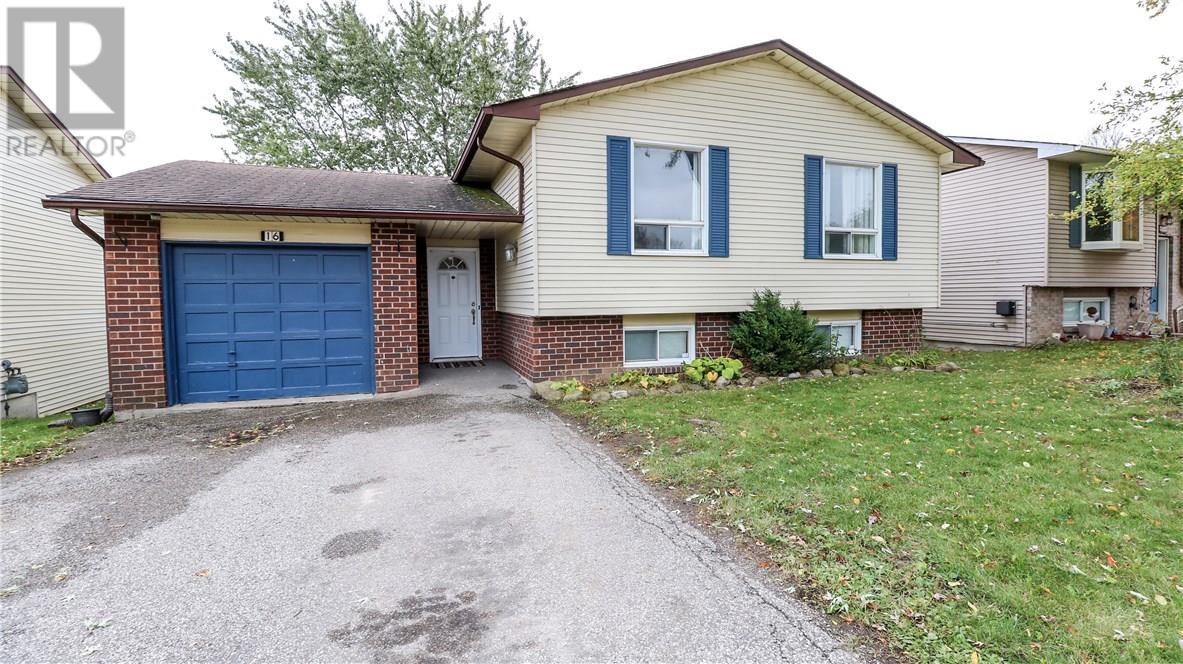 House for sale at 16 Korlea Crescent Orillia Ontario - MLS: S4281831