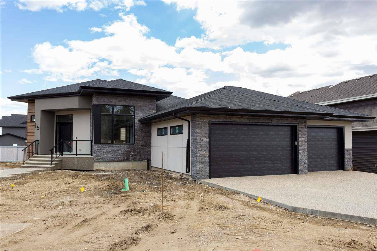 House for sale at 16 Lachance Dr St. Albert Alberta - MLS: E4194466
