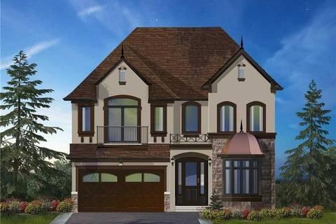 House for sale at 16 Lockman Dr Hamilton Ontario - MLS: X4488225
