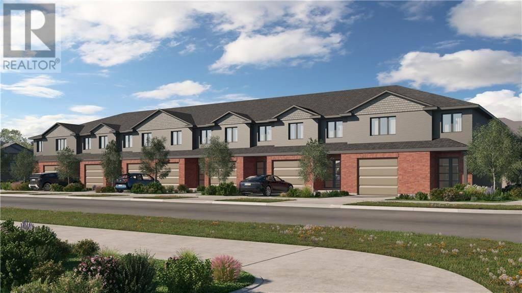 Townhouse for sale at Lot 16 Briarhill Rd Unit 16 Seaforth Ontario - MLS: 30800579