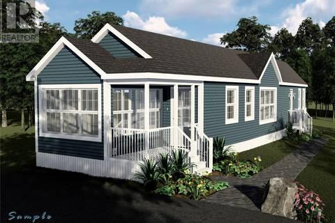 House for sale at 0 Ladysmith Dr Unit 16 St. John's Newfoundland - MLS: 1196583