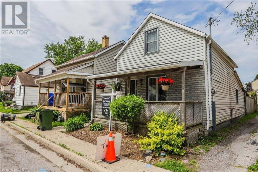 House for sale at 16 Lydia St St. Thomas Ontario - MLS: 261842