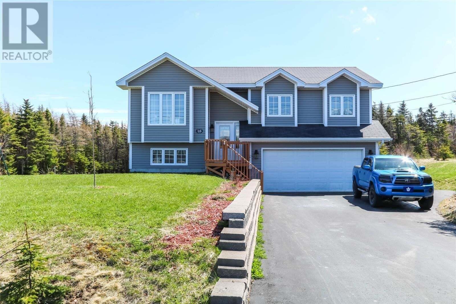House for sale at 16 Madelines Rdge Flatrock Newfoundland - MLS: 1214067