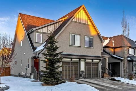 Townhouse for sale at 16 Mahogany Vw Southeast Calgary Alberta - MLS: C4281982