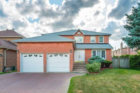 House for sale at 16 Mallory Ave Markham Ontario - MLS: N4536613