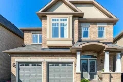 House for sale at 16 Masken Circ Brampton Ontario - MLS: W4774470