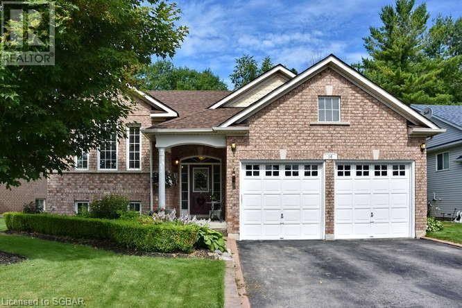House for sale at 16 Masters Ln Wasaga Beach Ontario - MLS: 215144