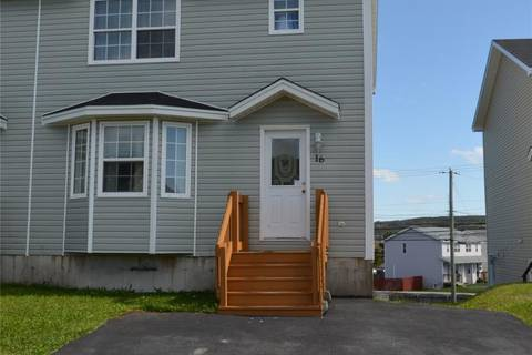 House for sale at 16 Meeker Pl St. John's Newfoundland - MLS: 1197043