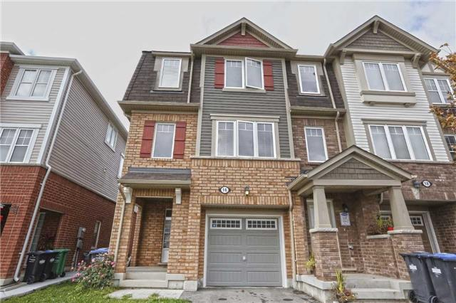 For Sale: 16 Memory Lane, Brampton, ON | 3 Bed, 3 Bath Townhouse for $619,900. See 20 photos!