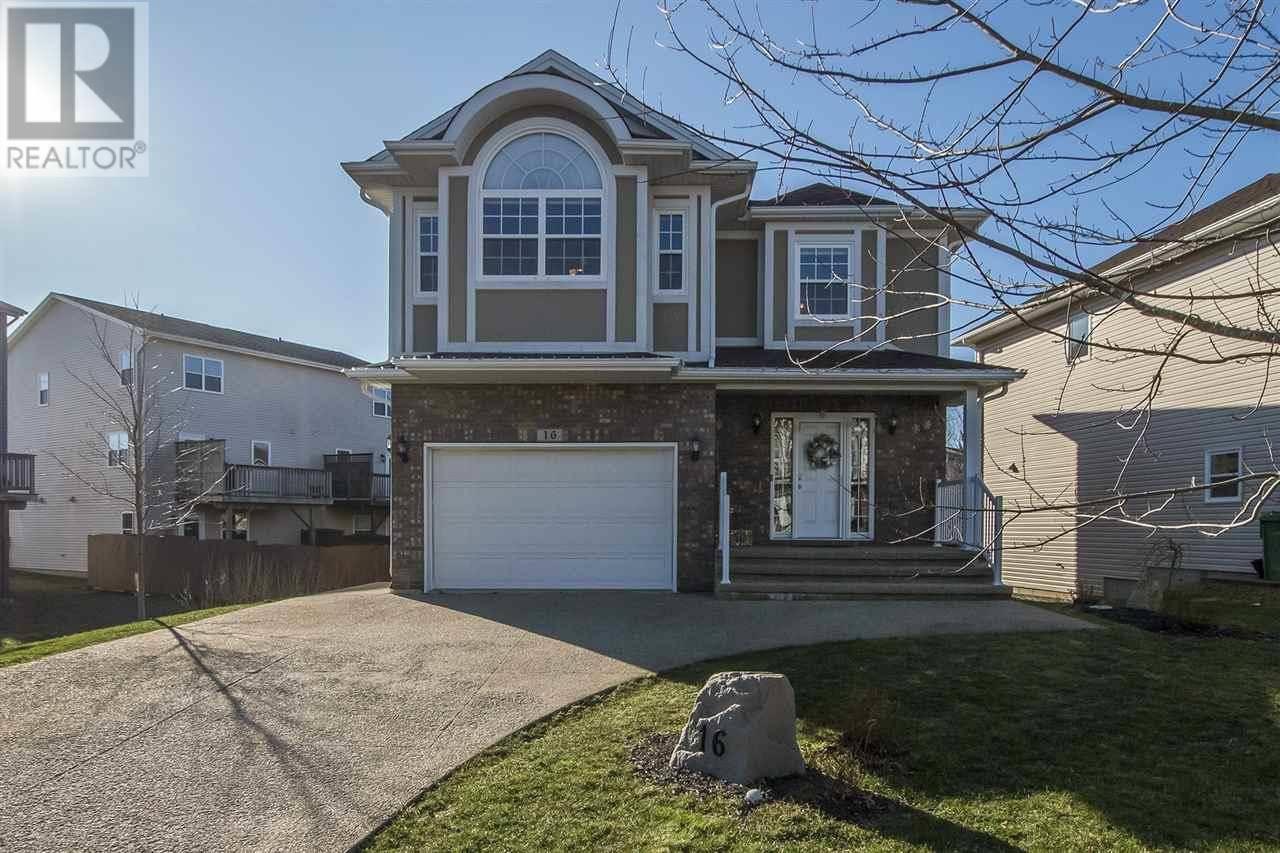 House for sale at 16 Merchant Ct Halifax Nova Scotia - MLS: 201927517