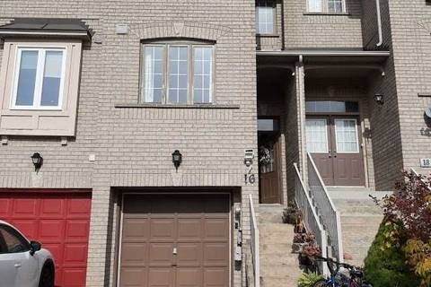 Townhouse for rent at 16 Merrill Ave Richmond Hill Ontario - MLS: N4629902