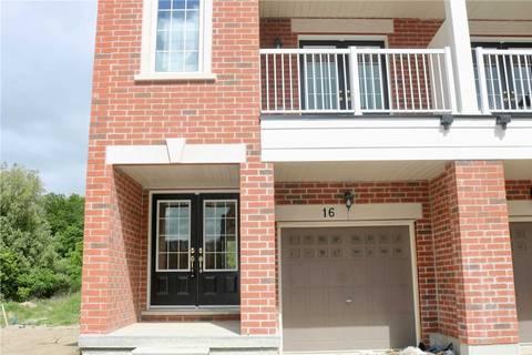 Townhouse for sale at 16 Miami Grve Brampton Ontario - MLS: W4726225
