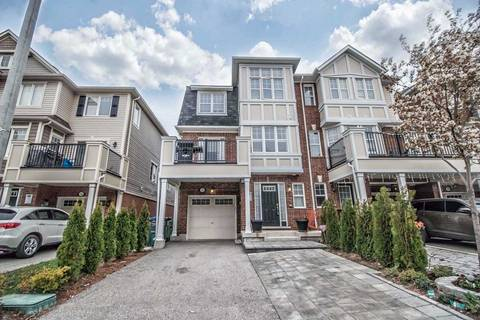 Townhouse for sale at 16 Midhope Wy Brampton Ontario - MLS: W4453563
