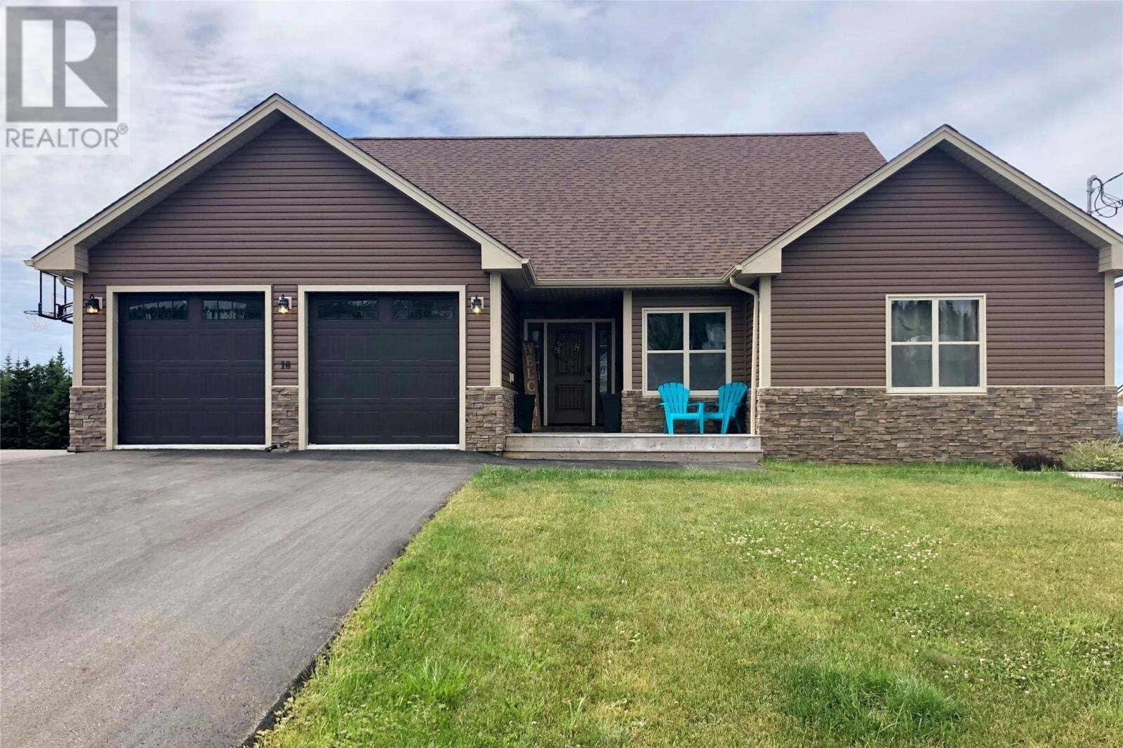 House for sale at 16 Miller Cres Massey Drive Newfoundland - MLS: 1219423