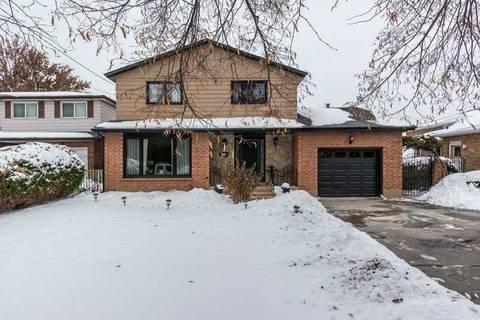 House for sale at 16 Minstrel Ct Hamilton Ontario - MLS: X4634441