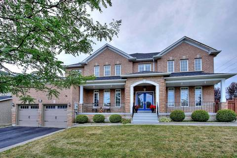 House for sale at 16 Mocha Cres Richmond Hill Ontario - MLS: N4601674