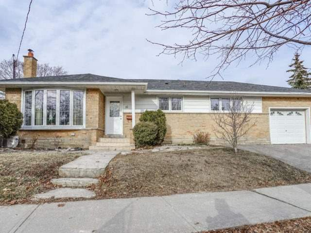 For Sale: 16 Moncrieff Drive, Toronto, ON | 3 Bed, 2 Bath House for $699,900. See 20 photos!