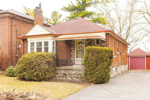 House for sale at 16 Montgomery Rd Toronto Ontario - MLS: W4726943