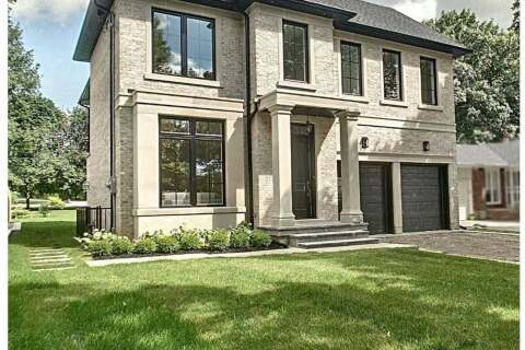 House for sale at 16 Mossford Ct Toronto Ontario - MLS: W4858385