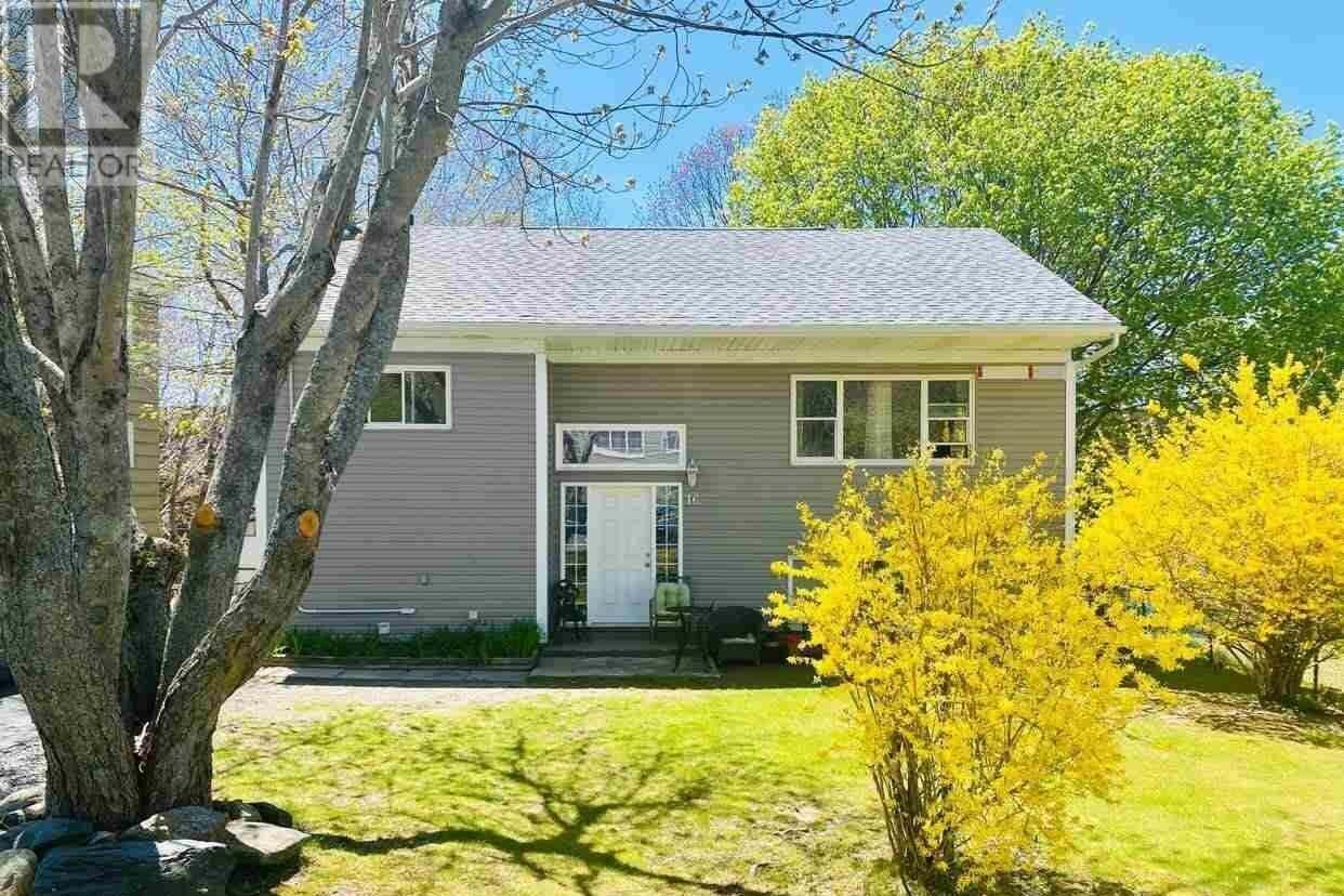 House for sale at 16 Mountain Ave Dartmouth Nova Scotia - MLS: 202008926