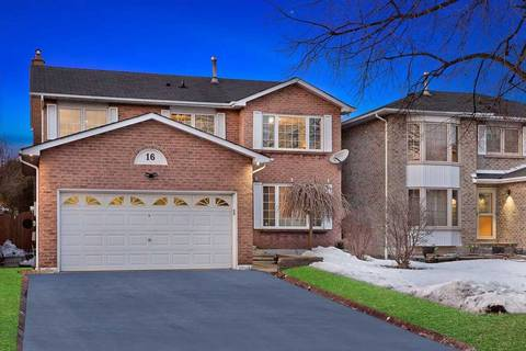 House for sale at 16 Mowat Ct Whitby Ontario - MLS: E4696565