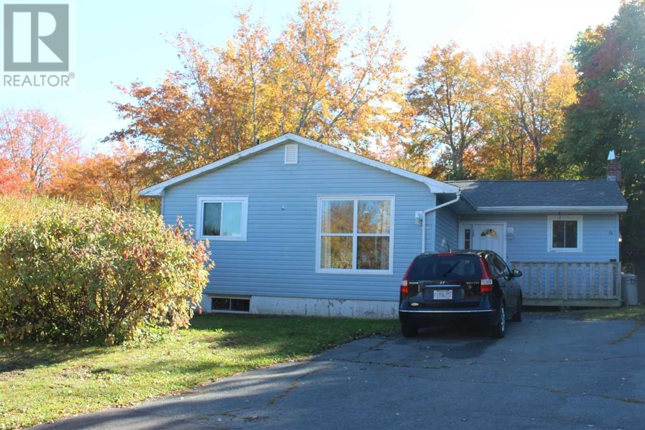 House for sale at 16 Mulberry Ct Lower Sackville Nova Scotia - MLS: 202021666