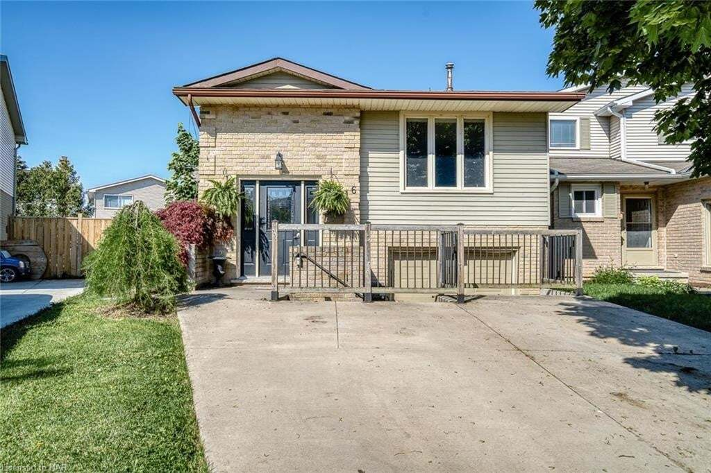 House for sale at 16 Naples Ct Thorold Ontario - MLS: 30811447