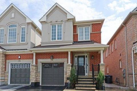 Townhouse for sale at 16 Napoleon Cres Brampton Ontario - MLS: W4452957
